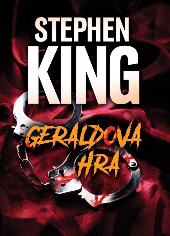 Kniha Geraldova hra (Stephen King)