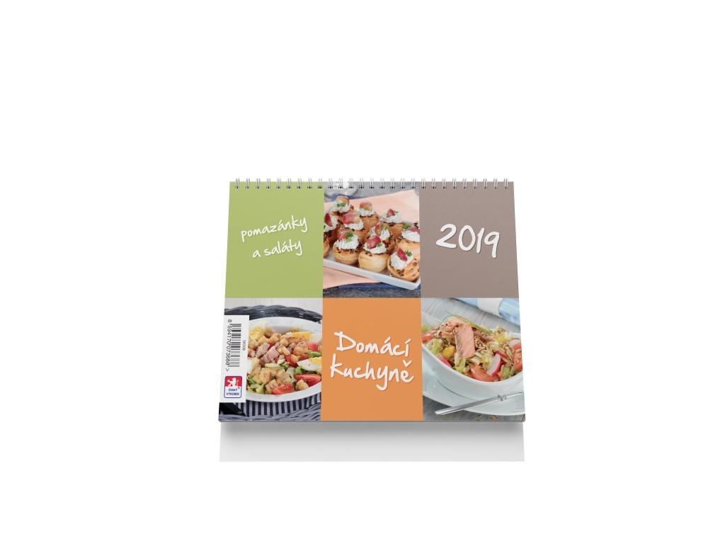 Domáci kuchyně 2019