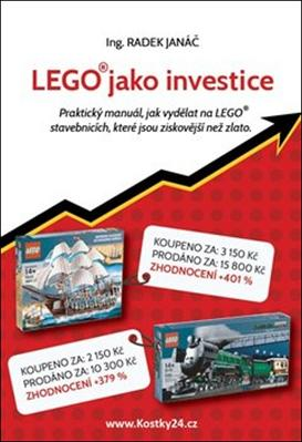 LEGO jako investice