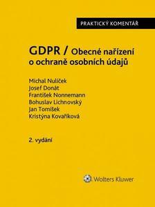 Obrázok GDPR / Obecné nařízení o ochraně osobních údajů