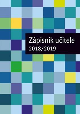 Zápisník učitele A5 2018/2019