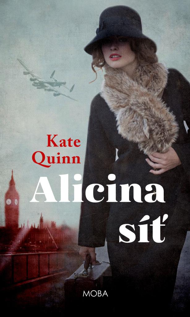 Alicina síť - Kate Quinn