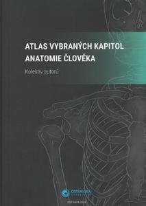 Obrázok Atlas vybraných kapitol anatomie člověka