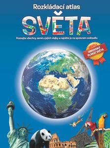 Rozkládací atlas světa
