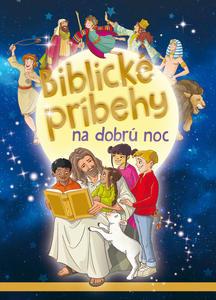 Obrázok Biblické príbehy na dobrú noc
