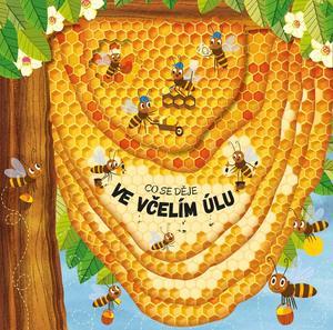 Obrázok Co se děje ve včelím úlu
