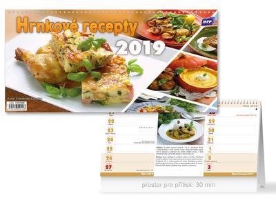 SK19 Hrnkové recepty (čtrnáctidenní)