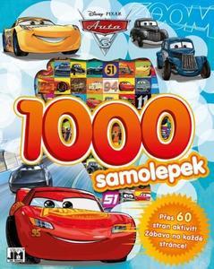 Obrázok 1000 samolepek Auta 3
