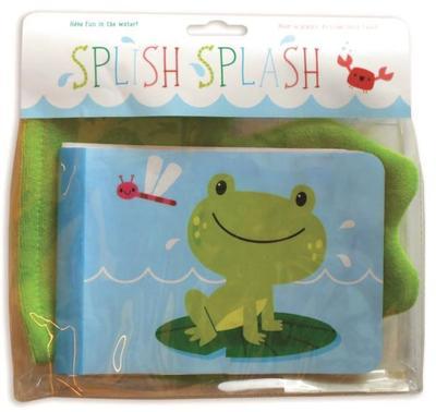 Obrázok Dětská knížka do koupele Cáky Cák