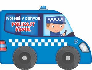Obrázok Kolesá v pohybe Policajt Pavol
