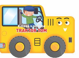 Obrázok Kolesá v pohybe Traktor Tom