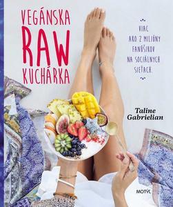 Obrázok Vegánska raw kuchárka