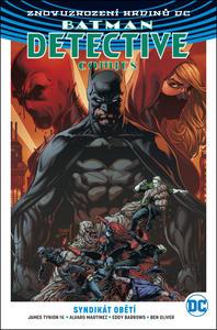 Obrázok Batman Detective Comics 2 Syndikát obětí