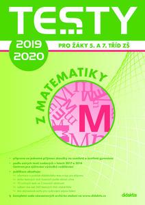 Obrázok Testy 2019 -2020 z matematiky pro žáky 5. a 7. tříd ZŠ