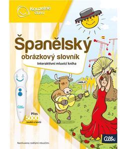 Obrázok Španělský obrázkový slovník