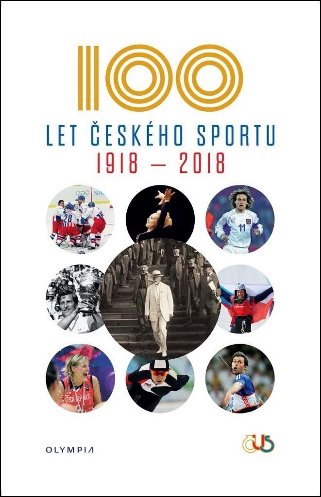 100 let českého sportu kniha