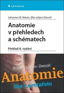 Obrázok Anatomie v přehledech a schématech