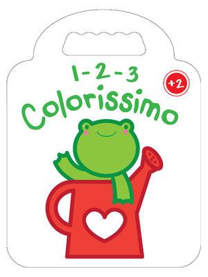 Obrázok Colorissimo 1-2-3 Žába