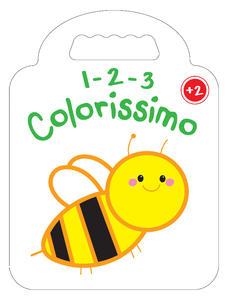 Obrázok Colorissimo 1-2-3 Včela