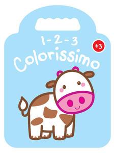 Obrázok Colorissimo 1-2-3 Kráva