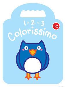 Obrázok Colorissimo 1-2-3 Sova