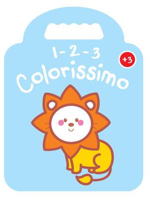 Obrázok Colorissimo 1-2-3 Lev