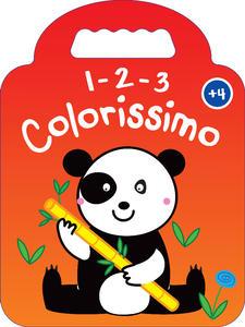 Obrázok Colorissimo 1-2-3 Panda