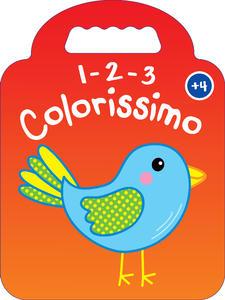 Obrázok Colorissimo 1-2-3 Pták