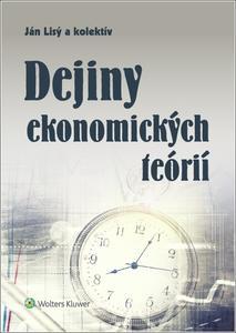 Obrázok Dejiny ekonomických teórií