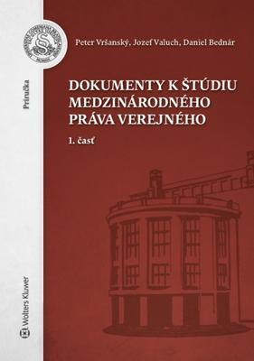 Obrázok Dokumenty k štúdiu medzinárodného práva