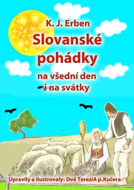 Slovanské pohádky - Karel Jaromír Erben