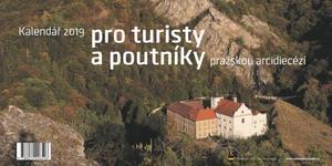 Obrázok Kalendář 2019 pro turisty a poutníky pražskou arcidiecézí