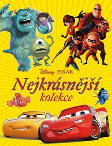 Obrázok Disney Pixar Nejkrásnější kolekce