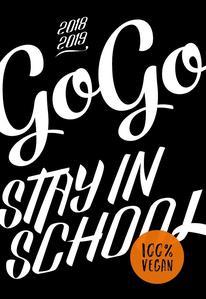 Obrázok GoGo Stay in School 2018/2019
