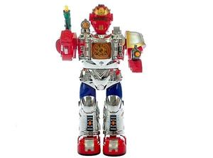 Obrázok Robot česky mluvící 28 cm chodící na baterie se světlem a zvukem