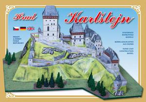 Obrázok Hrad Karlštejn