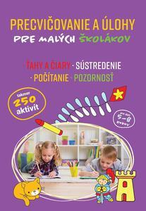 Obrázok Precvičovanie a úlohy pre malých školákov