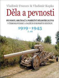 Obrázok Děla a pevnosti 1919-1945