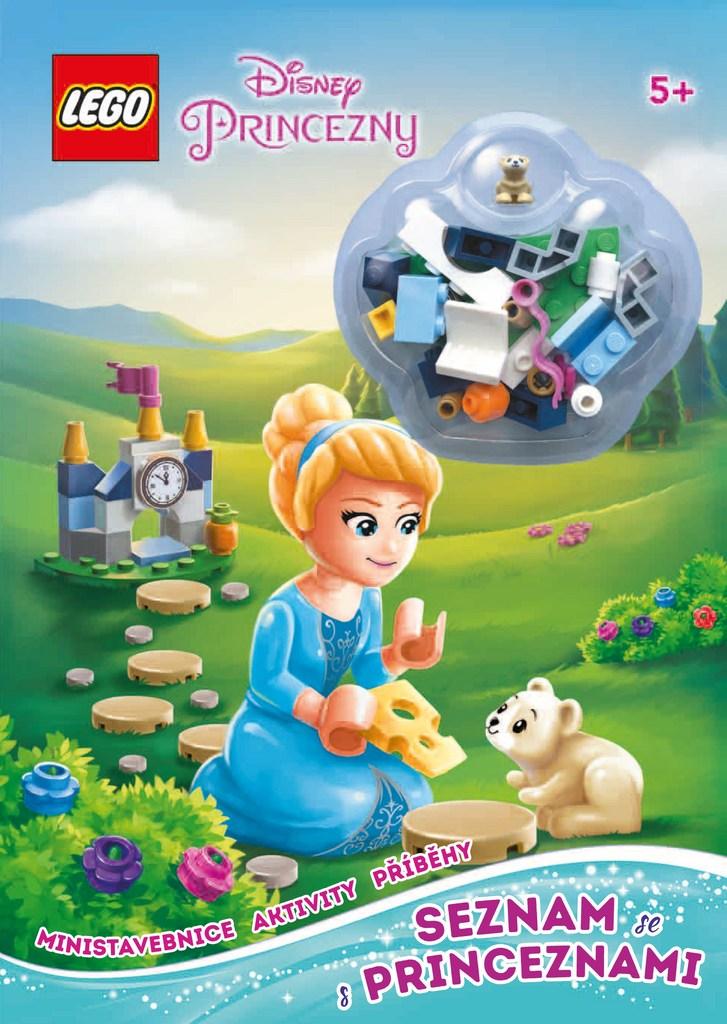 LEGO Disney Princezny Seznam se s princeznami