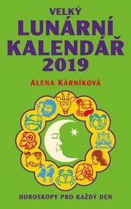 Obrázok Velký lunární kalendář 2019