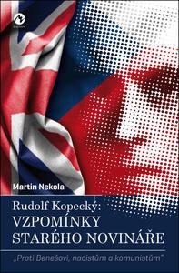Obrázok Rudolf Kopecký: Vzpomínky starého novináře