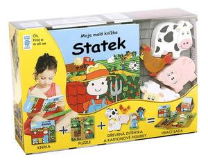 Obrázok BOX Statek Moje malá knížka