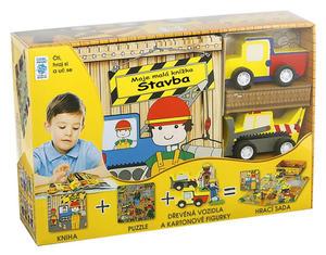 Obrázok BOX Stavba Moje malá knížka