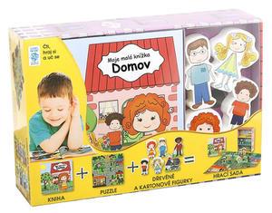 Obrázok BOX Domov Moje malá knížka