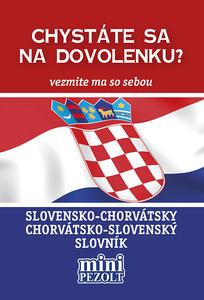 Obrázok Slovensko-chorvátsky chorvátsko-slovenský slovník