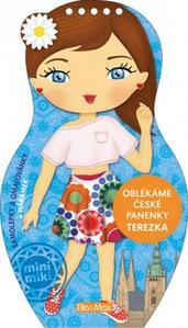 Obrázok Oblékáme české panenky Terezka