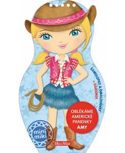 Obrázok Oblékáme americké panenky Amy