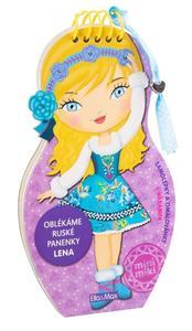 Obrázok Oblékáme ruské panenky Lena