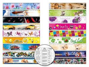Obrázok SK Záložka mix 20cm papírová