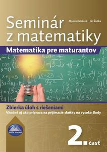 Obrázok Seminár z matematiky